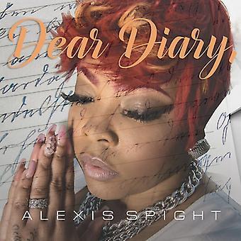 Alexis Spight - Dear Diary [CD] USA import