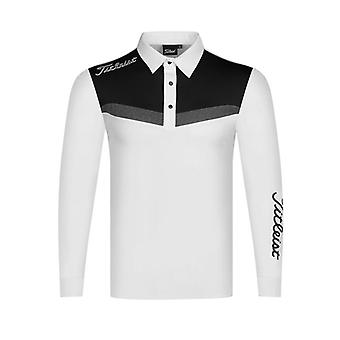 Heren's Lange Sleeve Shirt Golf Kleding