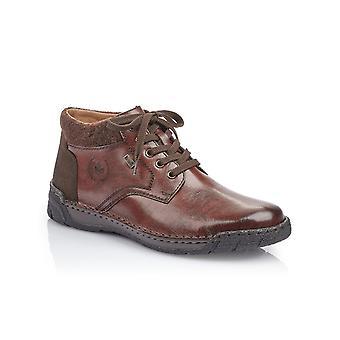 Nobel Filz Virage Brown Ankle Boots