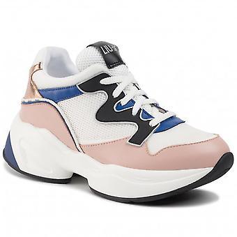 Jog Sneaker Branco Nu