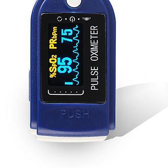 Tragbare Multiplikation Digital Finger Blut Sauerstoff, Herzfrequenz Fingerspitze Puls