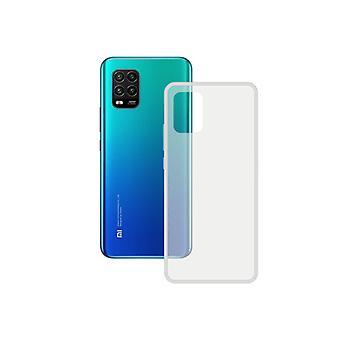 Tilfelle Xiaomi Mi 10 Lite Kontakt Flex TPU Gjennomsiktig