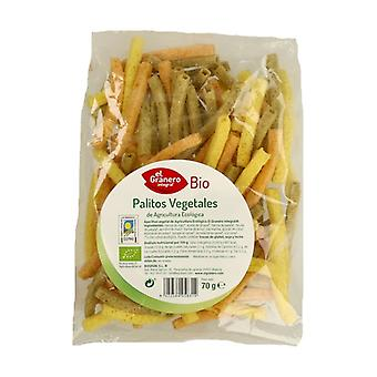Organic Vegetable Sticks 70 g