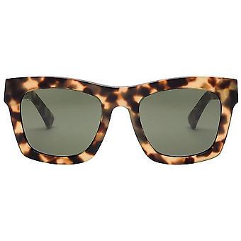 Electric California Crasher Sunglasses - Gloss Tortoise Shell/Polarised Grey