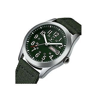 Homage Mens Watch Deerfun Green Silver Man Boy Smart Watches Classy Present UK