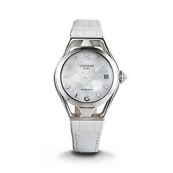 Locman wristwatch MONTECRISTO 0526A14A-00MWNKPW