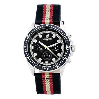 Men's Watch Lancaster OLA0483T-SS-NR-BD-CR (Ø 47 mm) (ø 47 mm)