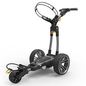 Powakaddy 2021 CT6 GPS EBS 36 Hole Foldable Lithium Electric Golf Trolley