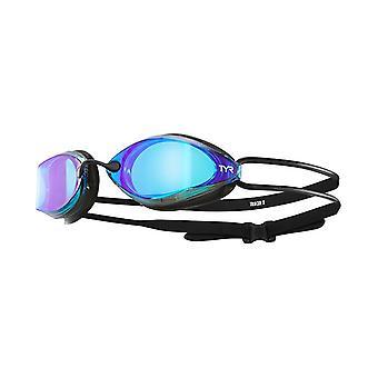 TYR Tracer X Racing Swim Goggle - Mirrored Lens