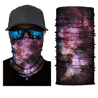 3Pcs unisex soft summer uv resistant bandanas xhs-201