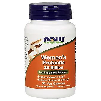 Nyt Foods naisten probioottien 20 miljardia 50 kapselia