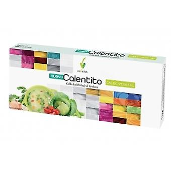 Novadiet Calentito Caldo Vegetal 12 tabletter