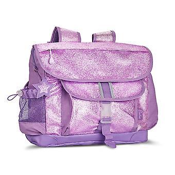 Mochila púrpura brillante (grande)