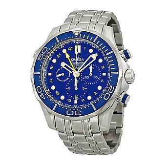 Omega Seamaster Automatic Chronograph Men's Watch 21230445203001