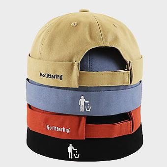 Melon cap summer thin male and female hip-hop landlord hat