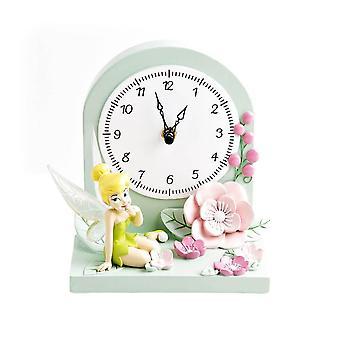 Disney Tinker Bell Mantel Uhr