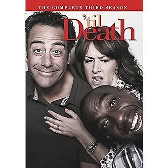 Til döden: Säsong 3 [DVD] USA import