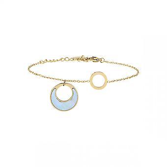 Bracelet Femme Clyda Bijoux BCLBR0009SD - Acier Dor�