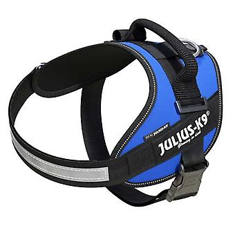 Julius-K9 IDC-Powerharness For Dogs Size: 0, Blue