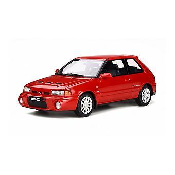 Mazda 323 GT-R (1992) modelo de resina carro
