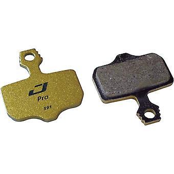 Jagwire Sram/Avid MTB Pro Semi Metalliska Skivbromsbelägg DB5/Elixir