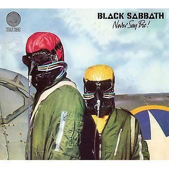 Black Sabbath – Never Say Die! Vinyl