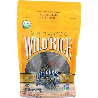 Lundberg Rice Wild Org Gf, Case of 6 X 8 Oz