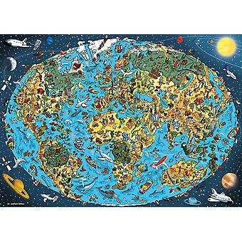 Gibsons Our Great Planet Puzzle (1000 Teile)