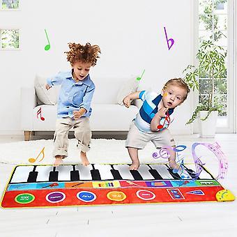 Koc muzyczny dla dzieci Piano, Foot Step, Wielofunkcyjny, Instrument Muzyczny