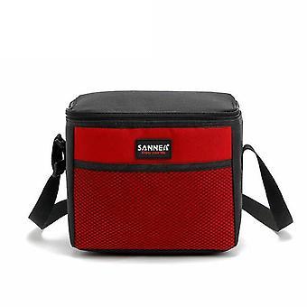 جديد 5l أكياس نزهة في الهواء الطلق التخييم متعددة للماء طالب حقيبة غداء قابل للتعديل حزام الكتف تحمل مربع الغداء للبالغين