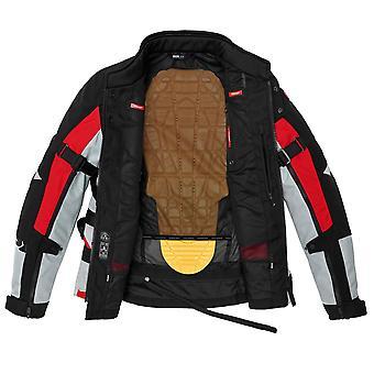 Spidi GB ALL Road CE Jacket Black RED MED D233 497