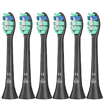 Electric Toothbrush Heads Replacement With Wifi 12 Pack