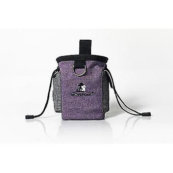 Pet uddannelse talje taske uddannelse kæledyr snack taske (Waist Bag)