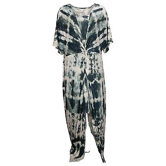 Haute Hippie Tribe Plus Dress 'Bailey' Dress Blue A374910