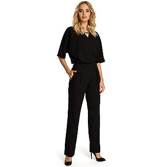 Made Of Emotion Women's M334 Jumpsuit