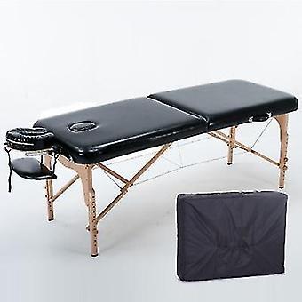 Mesa de massagem portátil 3 seção cama de sofá dobrável all-inclusive