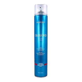 Extra Firm Hold Hairspray Diamond Risfort (750 ml)