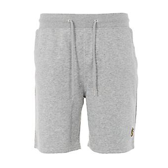Forty Riley Organic Cotton Blend Sweat Shorts - Grey