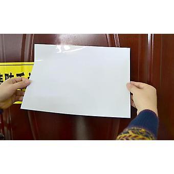 לוחות מחיקה יבשה a4 לוח לבן מגנט רך למקרר