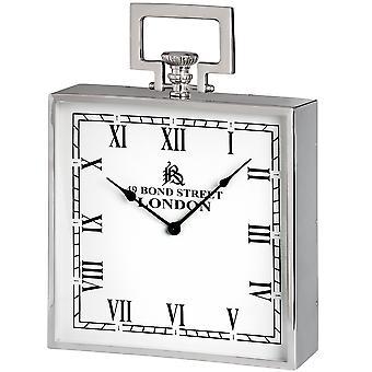 Bond Street manto reloj, níquel grande interiores del Cerro
