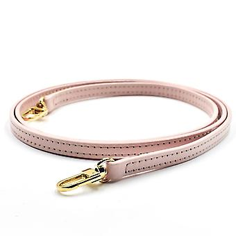 120cm Diy Leather Strap Accessories Shoulder Crossbody Replacement Straps With Metal Buckles