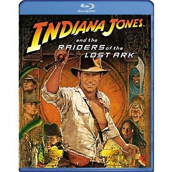 Indiana Jones & kadonneen aarteen [BLU-RAY] USA-tuonti