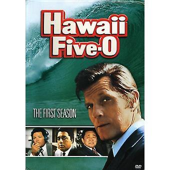 Importer des cinq premières d'O: Hawaii USA saison [DVD]