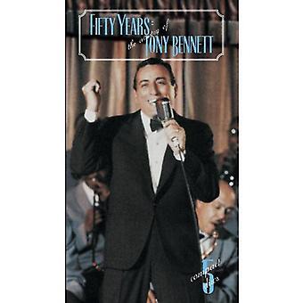 トニー ・ ベネット - 50 年: 芸術のトニー ・ ベネット [CD] USA 輸入