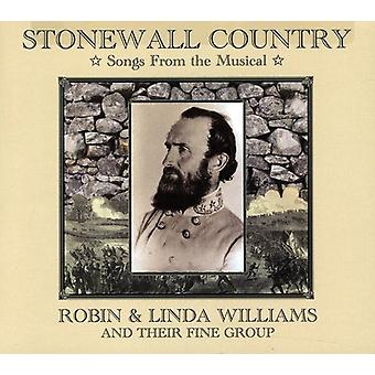 Robin Williams & Linda - Stonewall Country: Songs From the Musical [CD] USA import