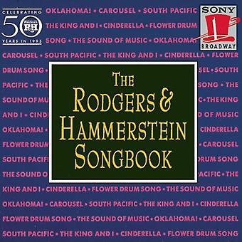 Rodgers y Hart - importación de USA de Rodgers y Hammerstein Songbook [CD]