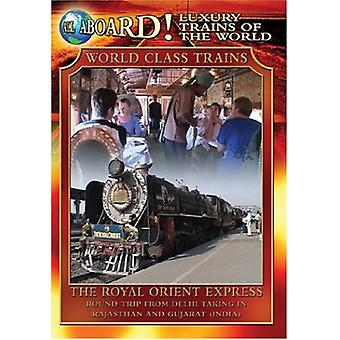Royal Orient Express [DVD] USA import