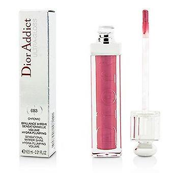 Christian Dior Dior addict ultra gloss (oppsiktsvekkende Mirror Shine)-nei 683 chromic-6,5 ml/0.21 oz