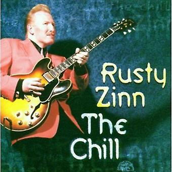Rusty Zinn - Chill [CD] USA import