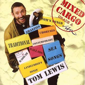 Tom Lewis - importation USA chargement mixte [CD]